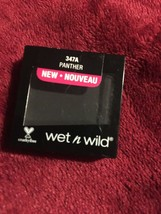 Wet n Wild Color Icon Eyeshadow Single, 347A Panther  . 0.06 oz. NEW - $7.72