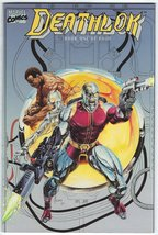 Deathlok Mini Series #1 Joe Jusko Jackson Guice - Marvel 1990 - $4.99