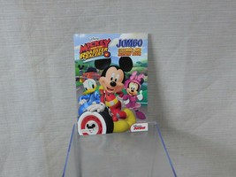 BENDON JUMBO COLORING & ACTIVITY BOOK MICKEY & THE ROADSTER RACERS - $3.00