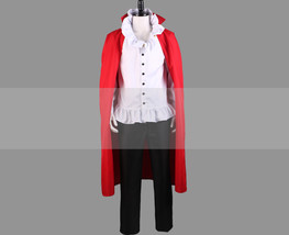 Customize One Piece Whole Cake Island Arc Vinsmoke Sanji Cosplay Costume - $125.00