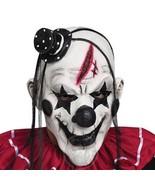 Scary Creepy Terrifying Evil Killer Demon Clown Masks For Halloween Part... - $13.33