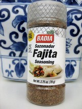 Badia Fajita Taco Seasonings No Msg 2.75 Oz - $6.49