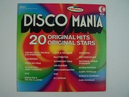 Disco Mania Vinyl LP Record Album TU 2410 - $9.89