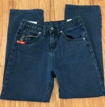 Lee Cooper Boys Size 7 Straight Leg Denim Jeans Kids - $6.85