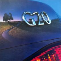 1999 Infiniti G20 t brochure catalog US 99 G Nissan Primera - $8.00