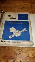 Bobcat 825 Factory service Manual guide book printed paper - $34.65