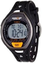 Timex Ironman Sleek 50-Lap Full-size Digital Men's watch #T5K335 - $72.00