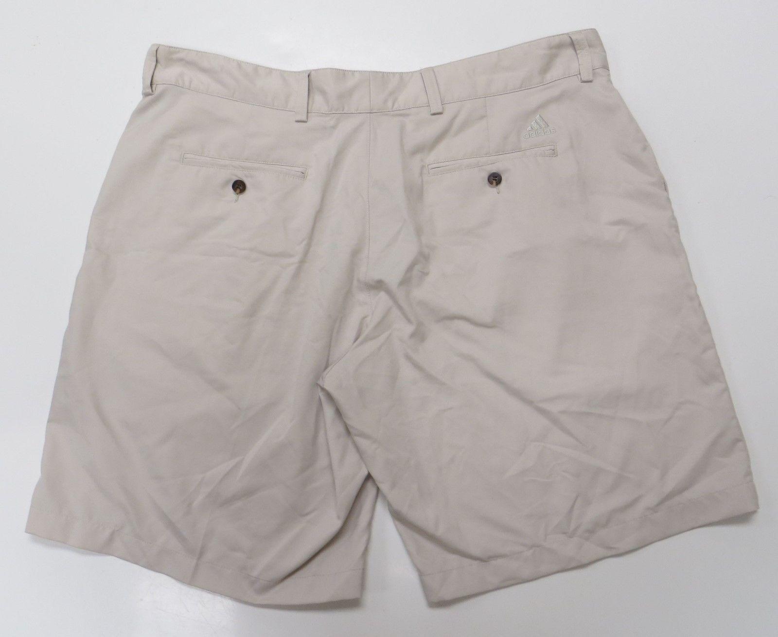 8e716c6a7 Adidas Climalite Pleated Golf Shorts