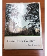 CENTRAL PARK COUNTRY,   A TUNE WITHIN US-Intro Marianne Moore,1st Ed, SF... - $6.99