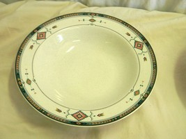 Mikasa Studio Nova Adirondack Soup Cereal Bowls Aztec Southwestern Lot o... - $44.52