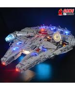 LED Light Kit for Millennium Falcon - Compatible with Lego 75192 Set - $24.99+