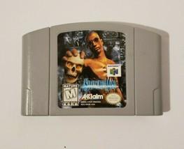 SHADOW MAN Nintendo 64 N64 Video Game Cartridge - $13.81