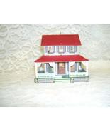 HALLMARK ORNAMENT FARM HOUSE 1999 - $13.45