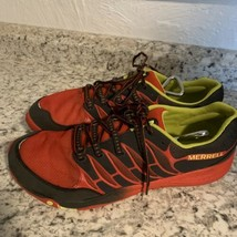 MERRELL ALLOUT FUSE Carbon Lantern trail running shoe US Size 13 - $39.55