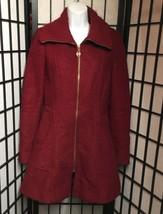 guess wool coat - $49.49
