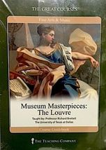 Great Courses - Museum Masterpieces: The Louvre (DVD, 2006) - €26,11 EUR