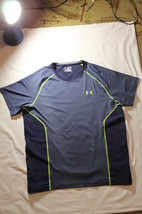 Under armour men's t-shirt, shirt.Size 2XL.Made in Jordan. - $25.00