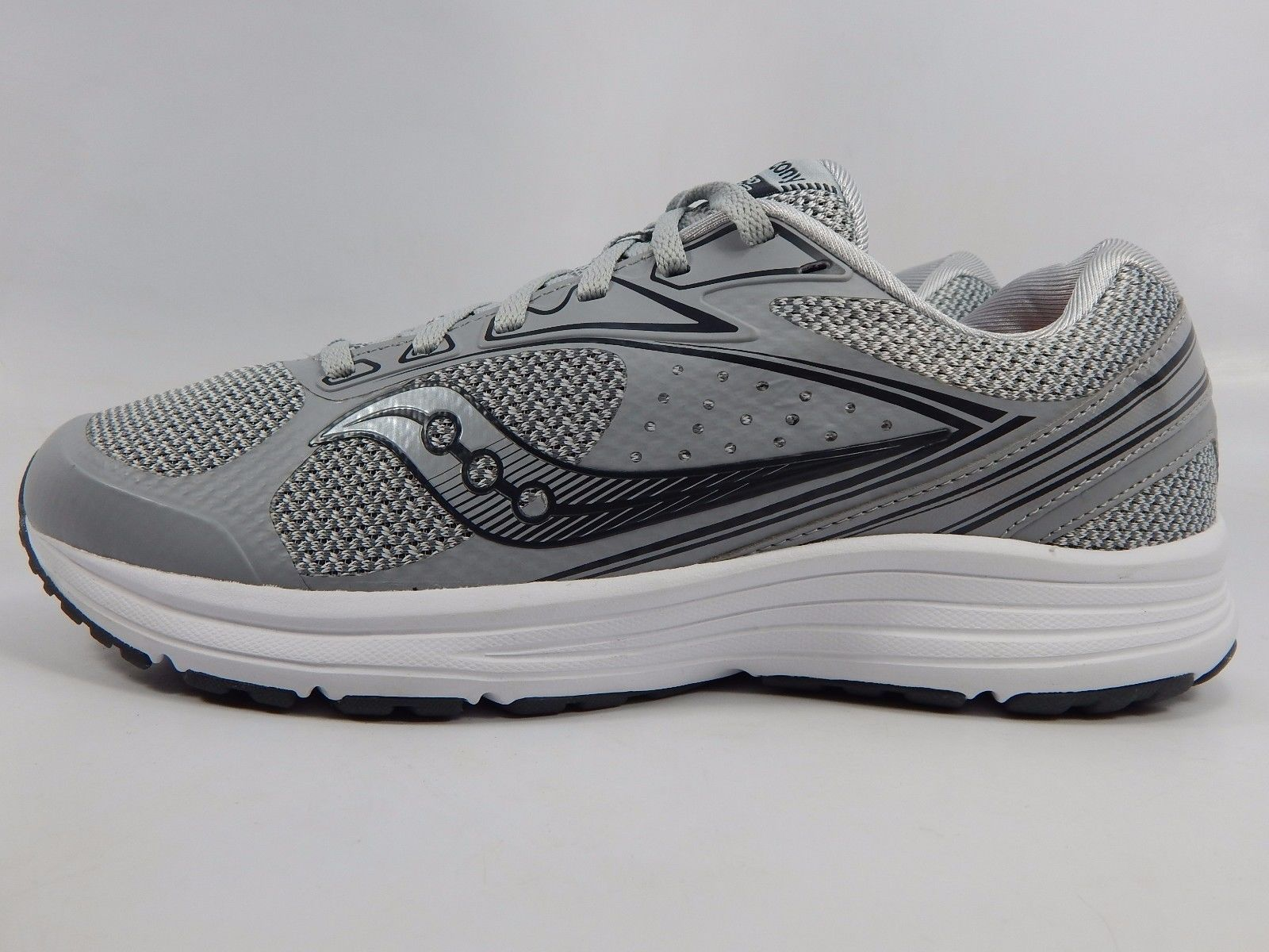 Saucony Grid Seeker Men's Running Shoes Se US 9 M (D) EU 42.5 Silver S25302-10