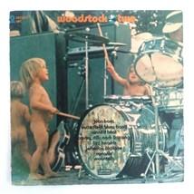 Woodstock Two Jimi Hendrix Joan Baez Melanie Vinyl LP 12'' Record SD 2-400 - £59.82 GBP