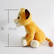 Kids Lion King Simba Stuffed Toy Animal Plush Home Play Disney Movie Dol... - $20.21