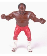 "8"" WWF 1984 Junkyard Dog JYD Rubber Wrestling Figure-Titan Sports Inc - $18.69"