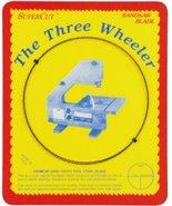 """SuperCut B70.5W38R14 Three Wheeler Bandsaw Blades, 70-1/2"""" Long - 3/8"""" W... - $11.38"""