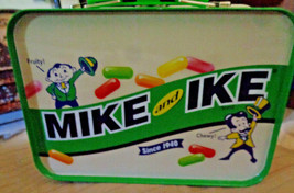MILE & IKE Metal Lunch Box - New - $15.77