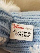 "TIGGER Disney Store Winnie the Pooh  White Plush Blue Sweater Christmas 13"" image 8"