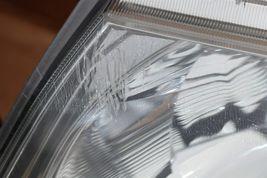03-06 Mitsubishi Montero Limited Headlight Head Light Lamps Set L&R - POLISHED image 4