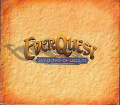 EverQuest: Shadows of Luclin (PC, 2001) Sony 3 discs - $9.00