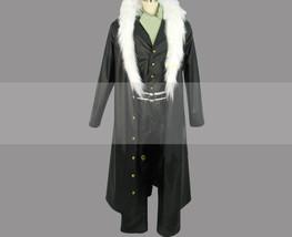 One piece shichibukai crocodile cosplay costume thumb200