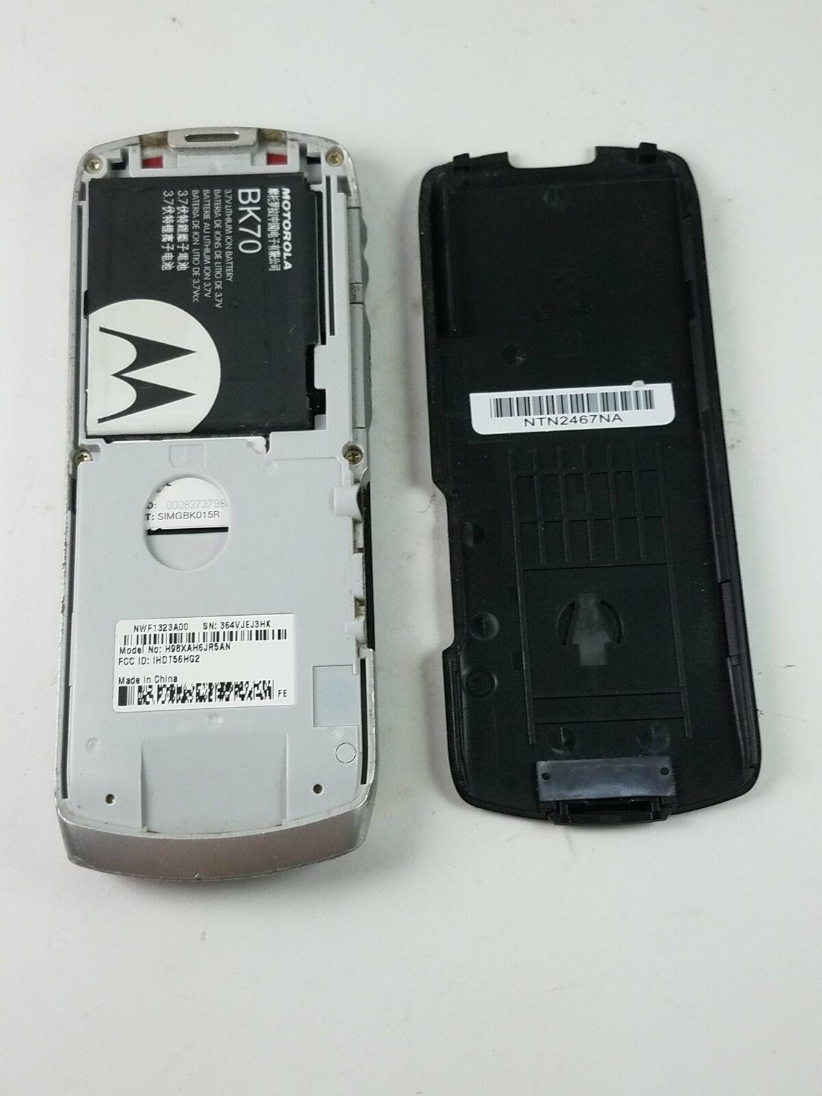 Motorola i335 Cell Phone image 3