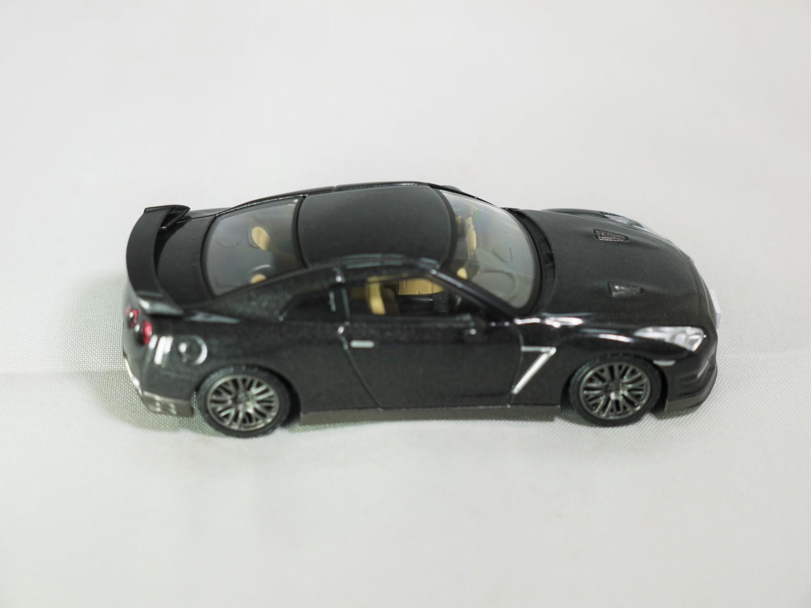 TAKARA TOMY TOMICA LIMITED TOMYTEC NISSAN GT-R Premium Edition LV-N116c Black
