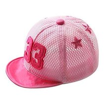 Fashion Sunhat Great Gift for Baby Foldable Beach Hat Summer Hat Cotton Hat Pink
