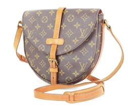 Authentic LOUIS VUITTON Chantilly MM Monogram Canvas Shoulder Bag #33686 - $349.00