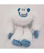 "Small Foot Plush 13"" 2018 Stuffed Animal Toy Factory White Blue Migo Yeti - $14.56"