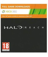 Halo: Reach, xbox 360/ONE game Full Download card code (digital) /a - $14.44
