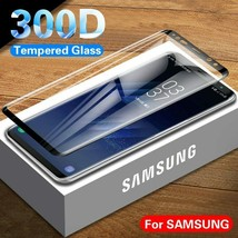 For Samsung Galaxy S9 S8 Plus Note 9 8 S7 Edge S9  Screen Protector Temp... - $2.83+