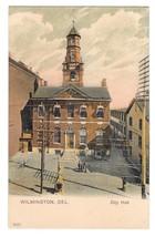 City Hall Wilmington DE Vntg Paul C Koeber PCK Series Chromo Litho UDB Postcard - $9.99