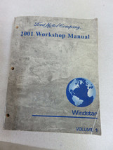 2001 Ford Windstar Service Repair Manual Volume 1 OEM Factory Workshop D... - $2.60