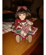 Marie Osmond Tiny Tot I Love You Beary Much  - $23.99