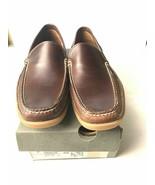 Timberland Odelay Slip On Burgundy Leather Men's SIZE 9 A13JL-648 - $117.53