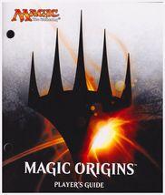 Player's Guide - Magic Origins - Magic the Gathering - MTG - $6.95
