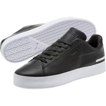 Puma BLVCK SCVLE BLVCK IS BEAUTIFUL Laws Attraction Leather Shoes MNS 7.... - $58.99