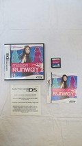 Mission: Runway (Nintendo DS, 2009) - $6.79