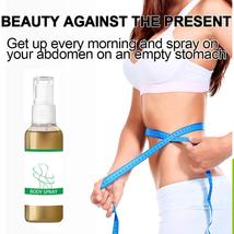30ml Herbal Fat Loss Spray - Slimming Spray - Abdomen Weight Loss - Fast Burn image 3