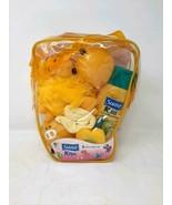 Suave Kids 8 Piece Bath Set Yellow Dragon Fruit - $16.82