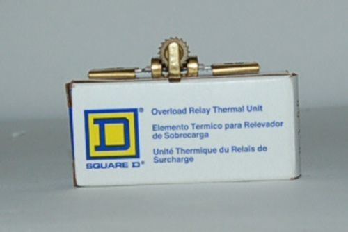 Schneider Electric Square D B3 00 Overload Relay Thermal Unit