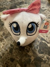 "The SECRET LIFE OF PETS 2 Movie Stuffed Plush 5"" GIDGET Dog Toy Pet New ... - $10.88"