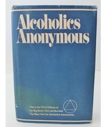 Alcoholics Anonymous. Third edition in dust jacket, 1978. 5th printing. - $15.76